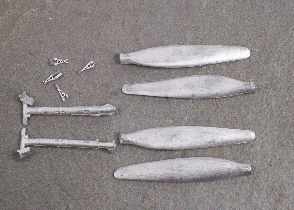 Hawker Typhoon Mk Ib detail-up parts